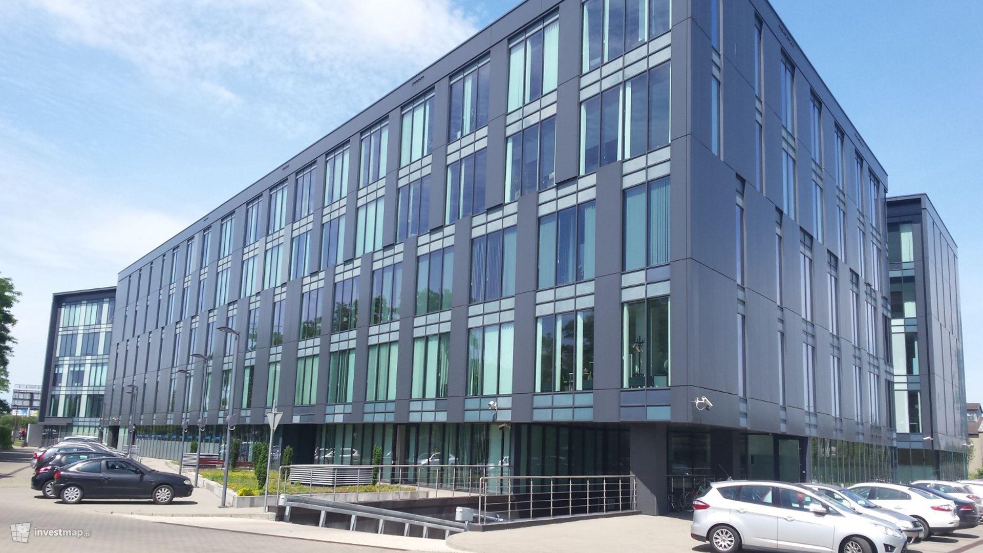 Biurowiec Skalar Office Center