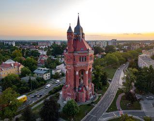 Wieża ciśnień, ul. Sudecka/al. Wiśniowa 440038