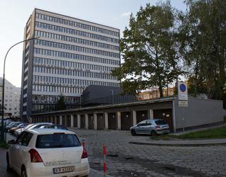 [Kraków] Biurowiec, ul. Mogilska 25 447974