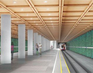 [Warszawa] II linia metra 229352