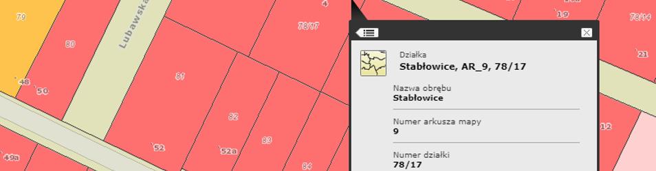 Osiedle domów, ul. Lubawska 391912