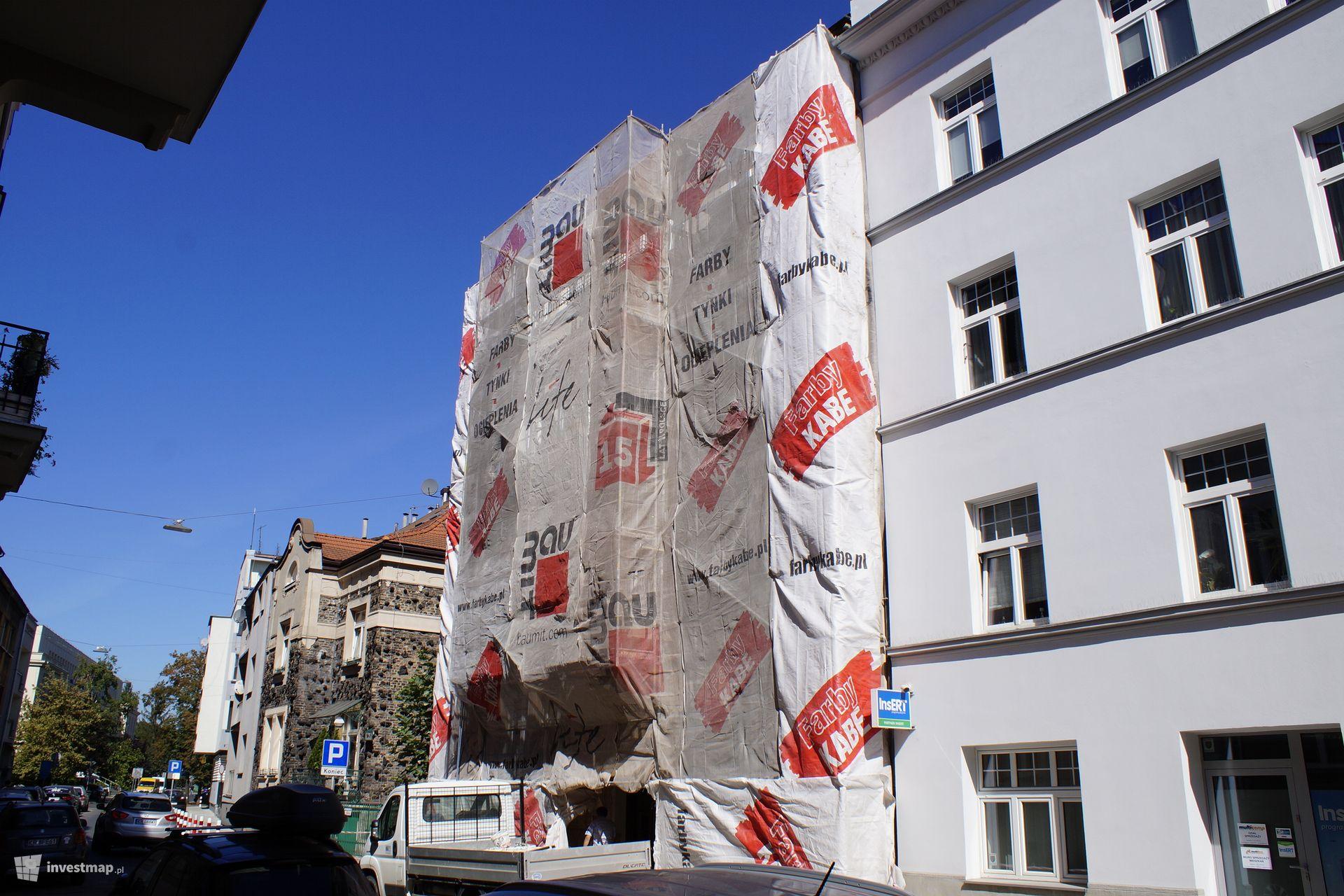 Remont Kamienicy, ul. Kraszewskiego 25