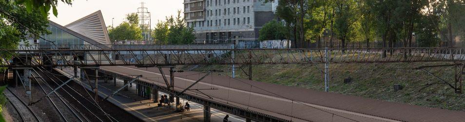 [Warszawa] Stacja Kolei WKD Warszawa Ochota 432872