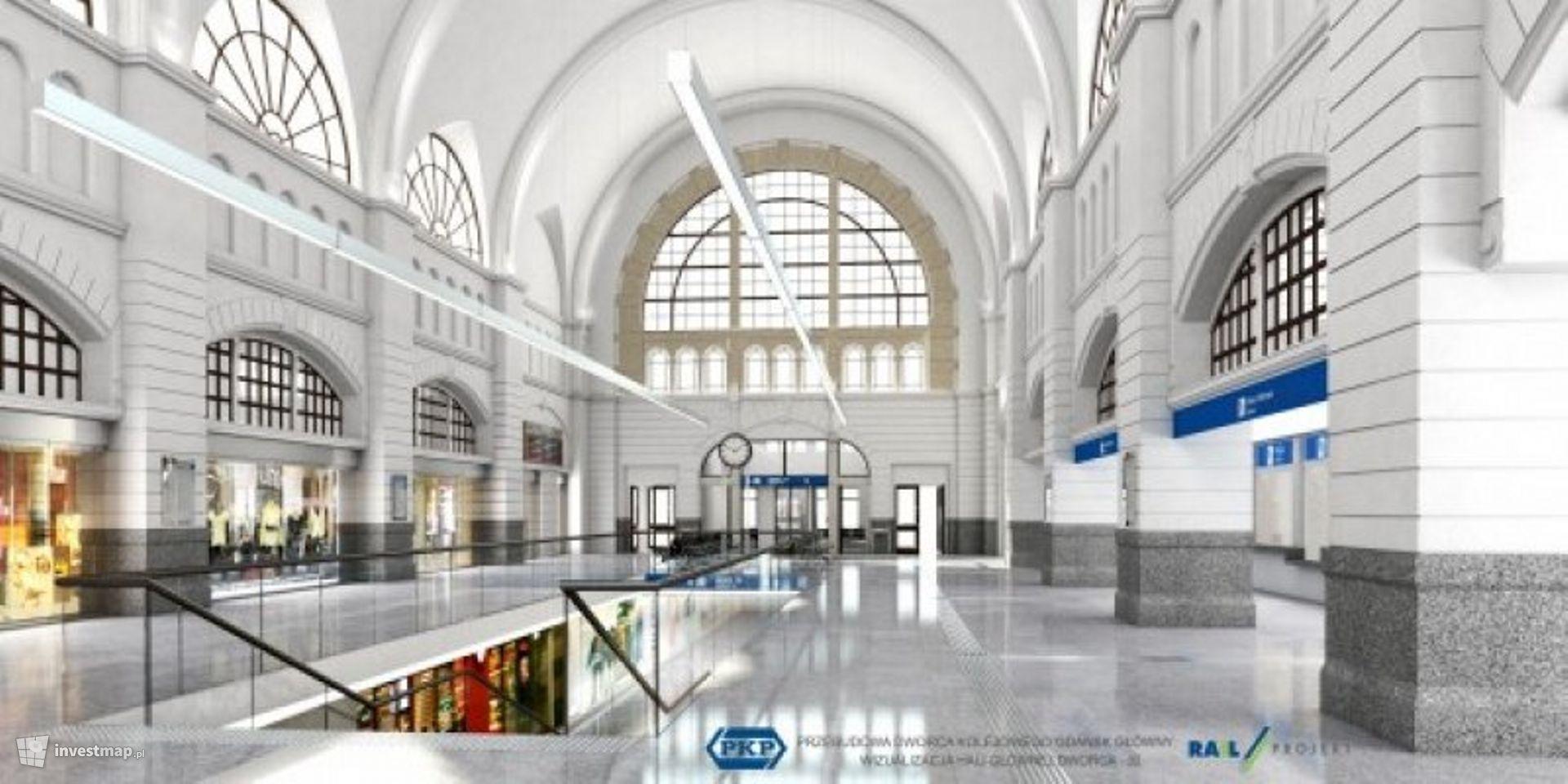Dworzec Gdańsk Główny (przebudowa)