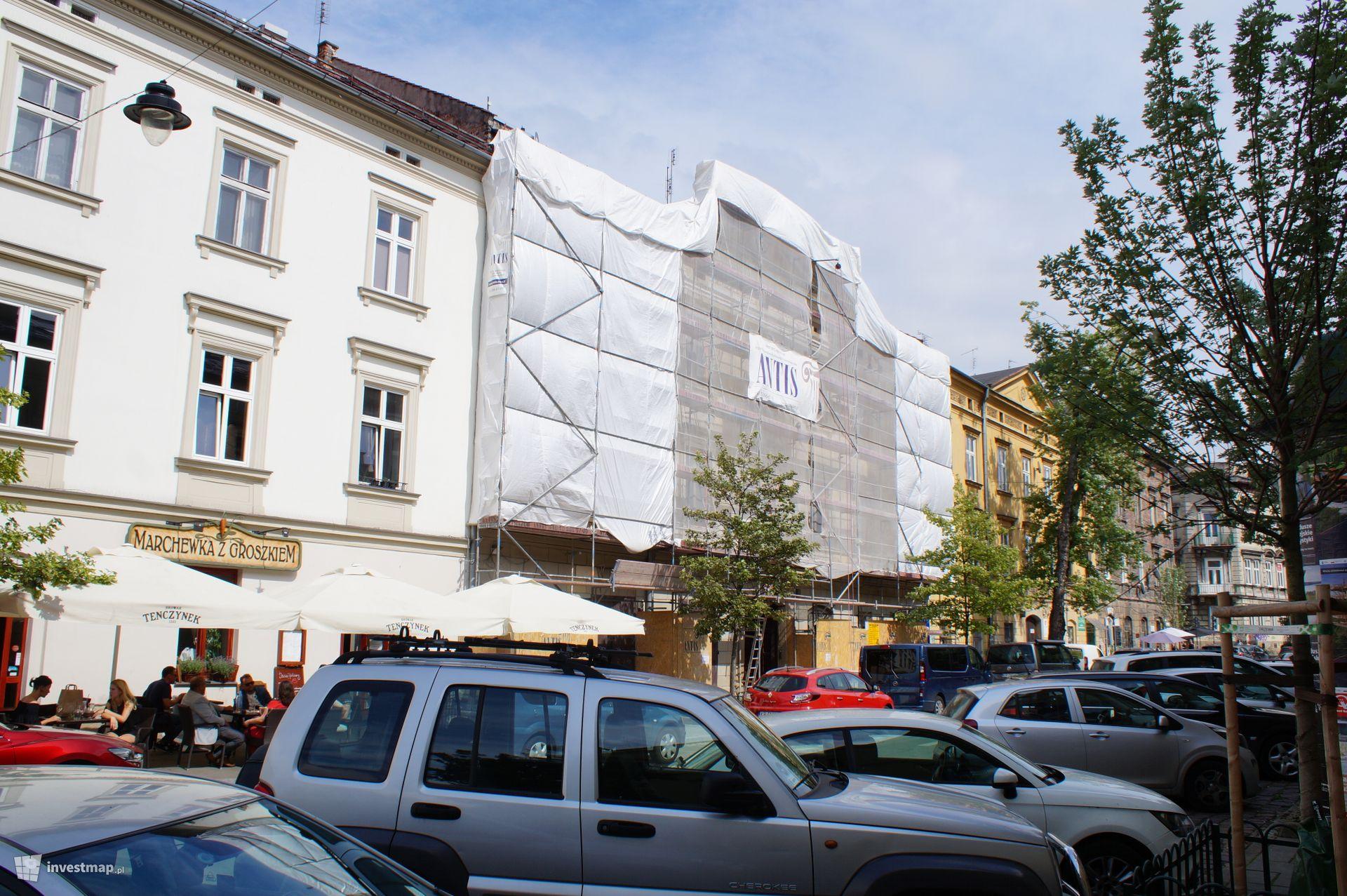 Remont Kamienicy, ul. Mostowa 4