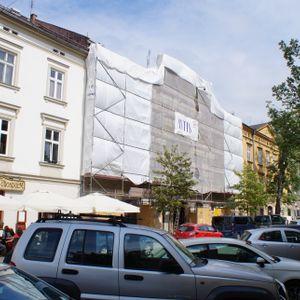 [Kraków] Remont Kamienicy, ul. Mostowa 4 485609