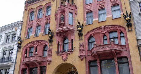 [Łódź] Kamienica pod Gutenbergiem przy Piotrkowskiej 86 415210