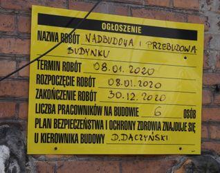 [Kraków] Budynek Mieszkalny, ul. Malborska 43 463082