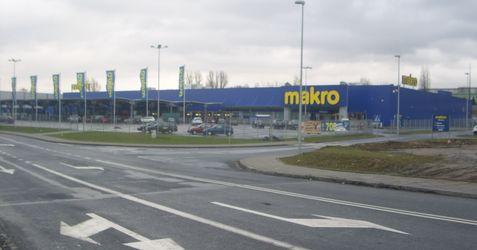 """[Kraków] Druga hala """"Makro"""" 58090"""