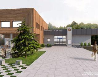 [Poraj] Dworzec PKP (modernizacja) 89322