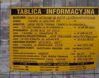 [Tarnów] Multimedialne Centrum Artystyczne 403435