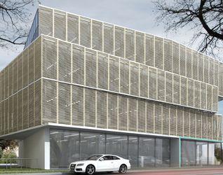 """[Wrocław] Biurowiec """"Wałbrzyska Office Center"""" 44523"""