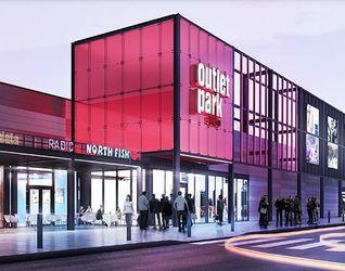 """[Szczecin] Centrum handlowe """"Outlet Park Szczecin"""" 142060"""