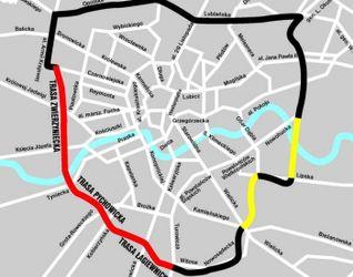 [Kraków] Trasa Zwierzyniecka (TUNEL), Trasa Pychowicka, Trasa Łagiewnicka (3 Obwodnica Miasta) 168940