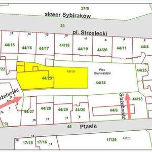 Budynek biurowo-gospodarczo-usługowy, pl. Strzelecki 476652
