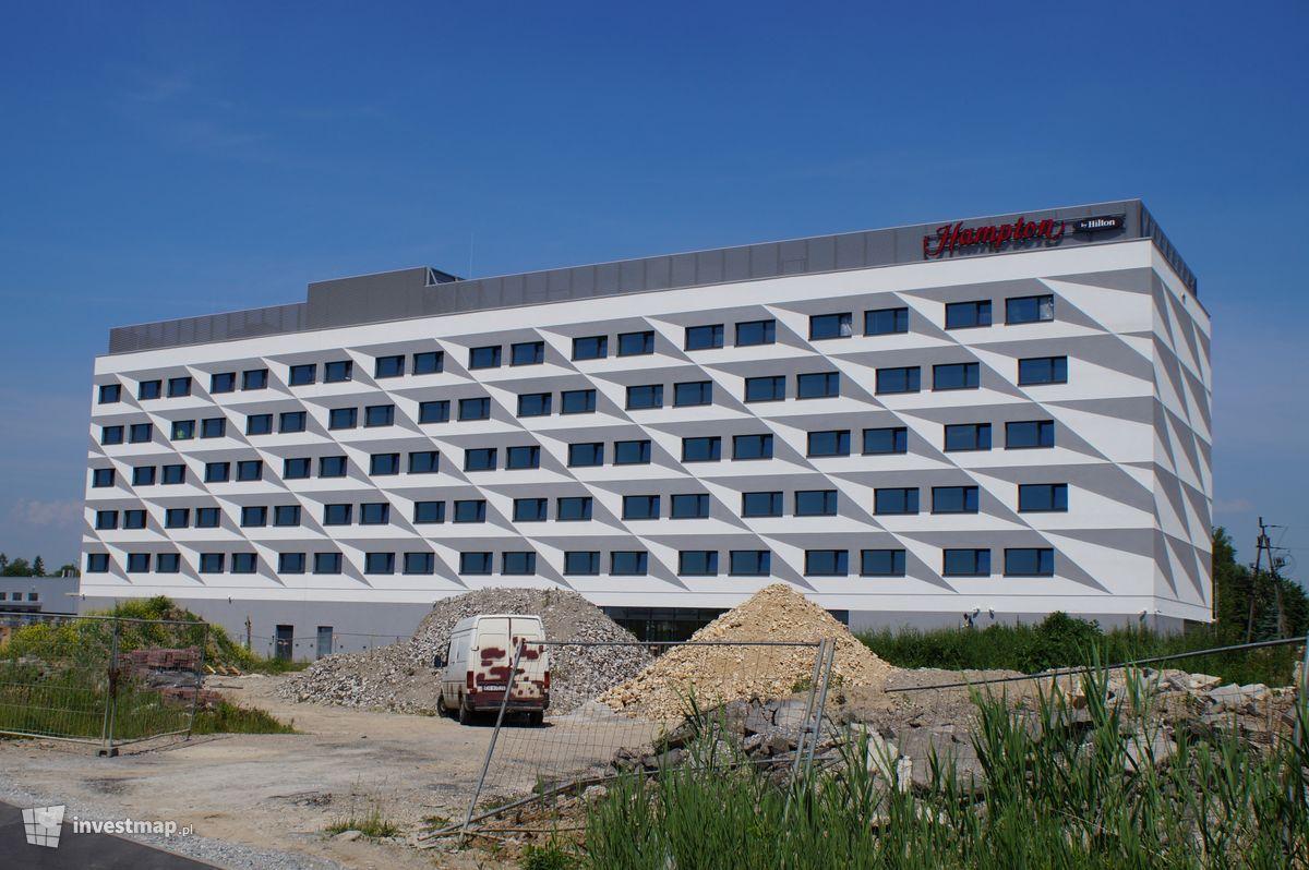 Zdjęcie Hotel Hampton by Hilton Kraków Airport fot. Damian Daraż
