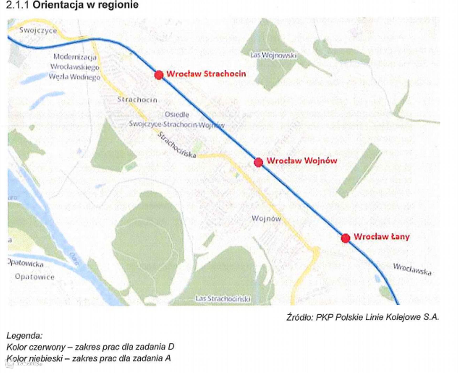 Remont linii kolejowej 292 na odcinku Jelcz Miłoszyce – Wrocław Sołtysowice