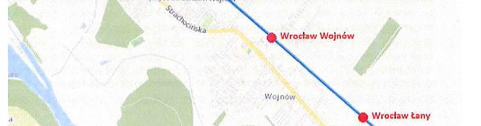Remont linii kolejowej 292 na odcinku Jelcz Miłoszyce – Wrocław Sołtysowice 395502