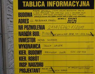 [Krakow] Budynki Mieszkalne, ul. Malborska 463086