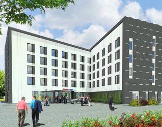 """[Lublin] Hotel """"Hampton by Hilton"""" 194031"""