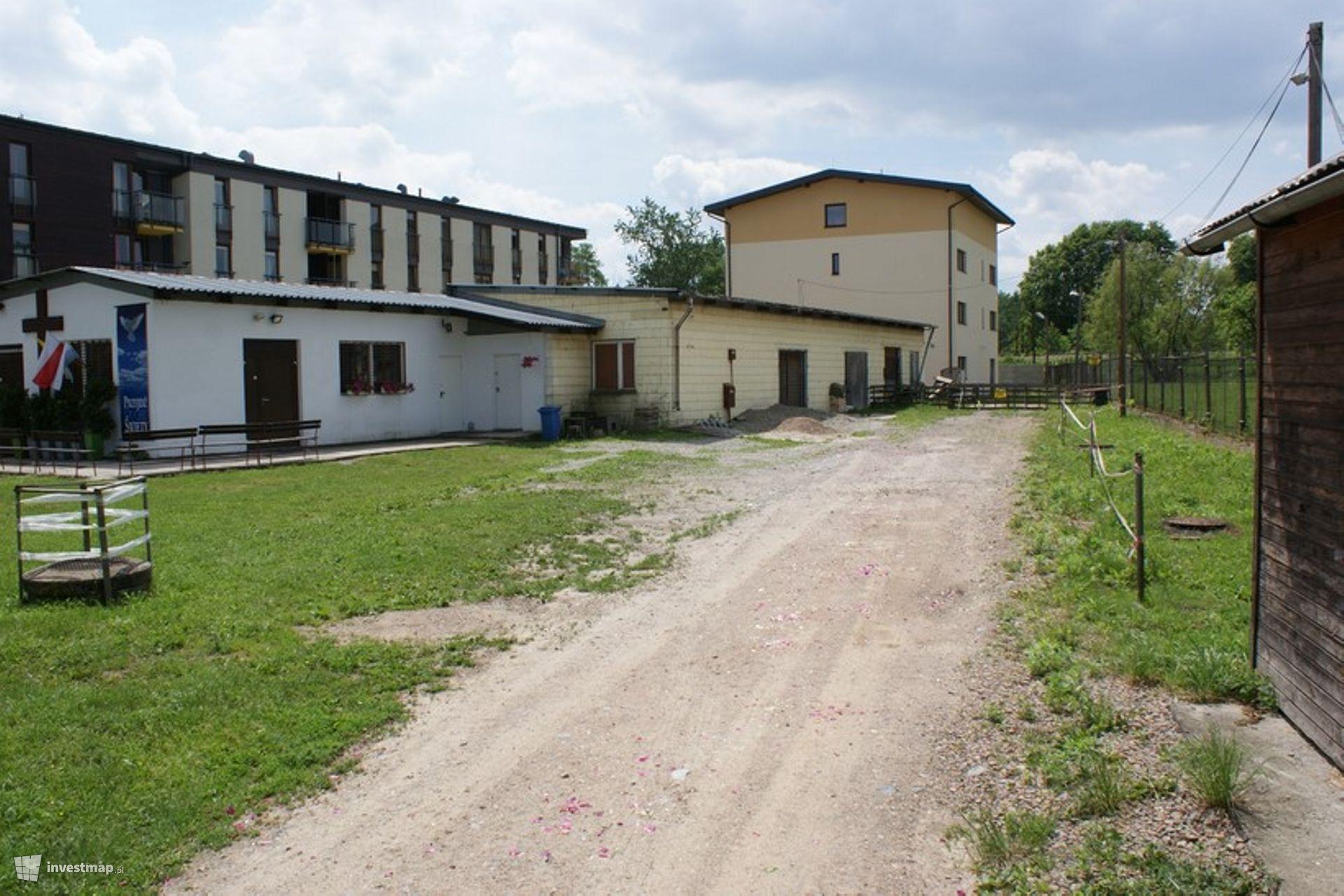 Kościół, ul. Radzikowskiego 49