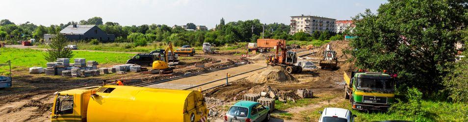 Budowa ulicy Rudawskiej 275183