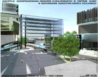 [Gliwice] Nowe Centrum i Centralny Węzeł Przesiadkowy 33775