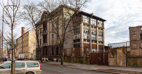 [Łódź] Browar i Fabryka Octu Gustawa Keilicha przy Orlej 25 415215