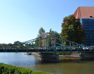 Remont mostu Tumskiego 439535