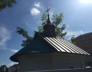 Zabytkowa kapliczka przy ulicy Kobierzyńskiej 443160