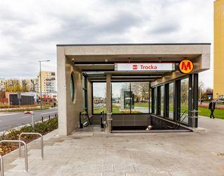 """[Warszawa] Budowa Stacji Metra linii M2 """"Trocka"""" 452376"""