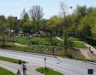 """[Kraków] Park """"Stacja Wisła"""" ul. Zabłocie 516120"""