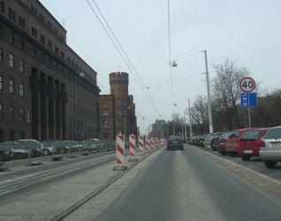 [Wrocław] Ul. Podwale (remont) 67864