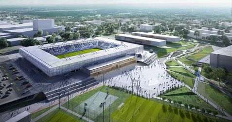 [Olsztyn] Stadion miejski i galeria handlowa 206064