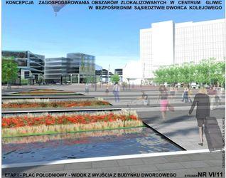 [Gliwice] Nowe Centrum i Centralny Węzeł Przesiadkowy 33776