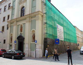 [Kraków] Remont Kościoła, ul. Szpitalna 12 480496
