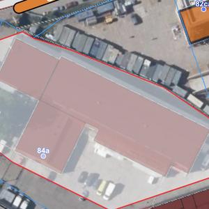 Przebudowa ul. Tęczowa 84 503536