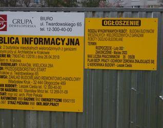 [Kraków] Budynki Mieszkalne, ul. Architektów 515312
