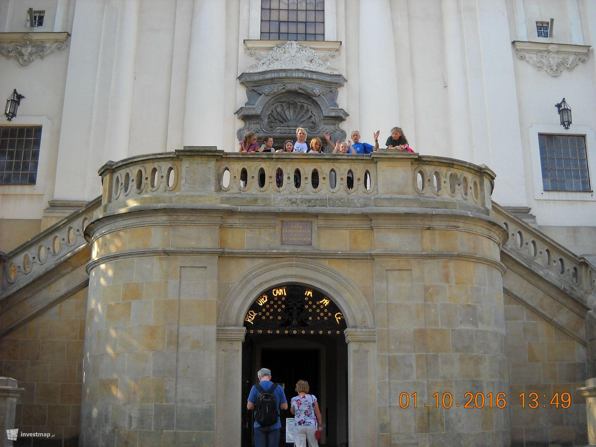 Remont Kościoła, ul. Skałeczna 15