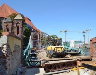 Remont mostu Tumskiego 439537