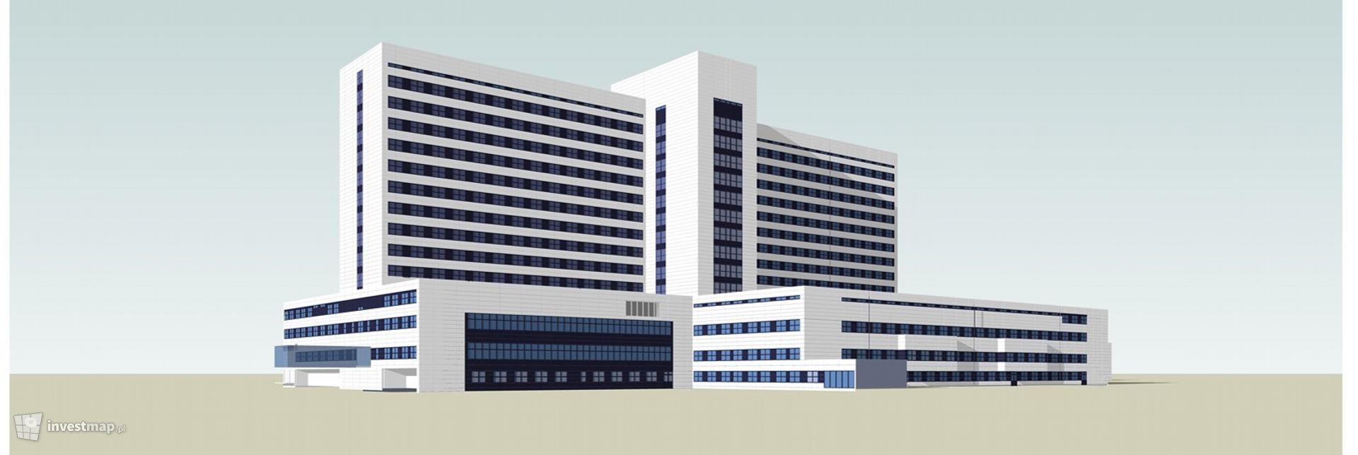 Szpital Rydygiera (rozbudowa)