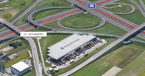 City Logistics Warsaw Airport II 486641