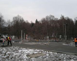 [Wałbrzych] Przebudowa skrzyżowania ulic 11-go Listopada, Noworudzkiej, Strzegomskiej i Świdnickiej 55025
