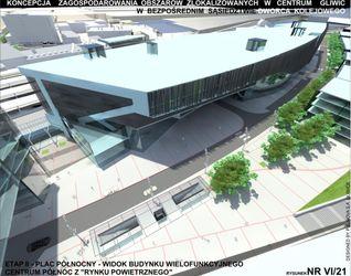 [Gliwice] Nowe Centrum i Centralny Węzeł Przesiadkowy 33778