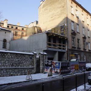 [Kraków] Budynek Mieszkalny, ul. Warszauera 10 406770