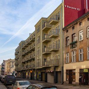 [Łódź] 6 Sierpnia 40/42 - Żeromskiego 51 414450