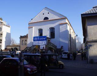 [Kraków] Synagoga Izaaka Jakubowicza 455410