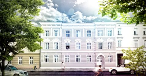 [Kraków] Remont Elewacji, ul. Węgierska 16 467186