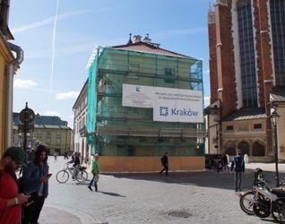 [Kraków] Remont, Plac Mariacki 5 491250