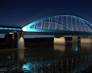 [Kraków] Mosty kolejowe przez Wisłę 388339
